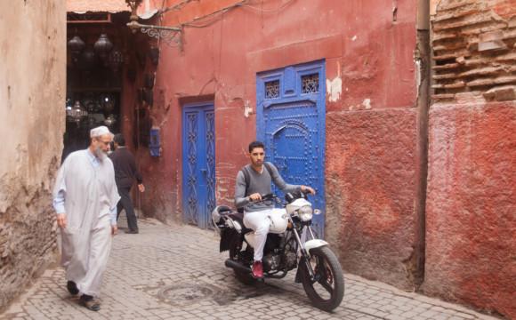 Marrakesh, la magica città rossa