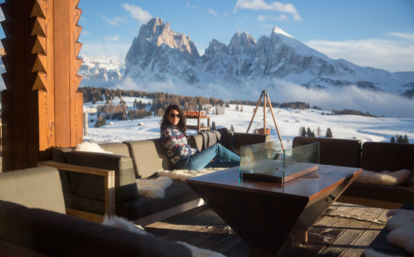 Adler Mountain Lodge: Relax nella natura nell'Alpe di Siusi