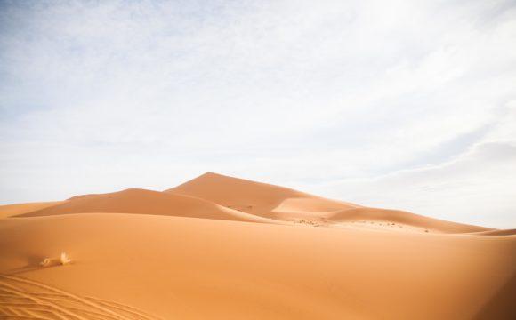 Una notte tra le dune del deserto