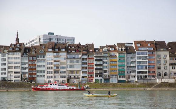 5 motivi per visitare Basilea